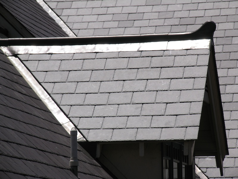 Slate roofing Sydney-Welsh Penrhyn slate,traditional Leadwork