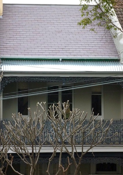 Slate roofing Sydney-Trinity slate,Traditional Lead ridge capping