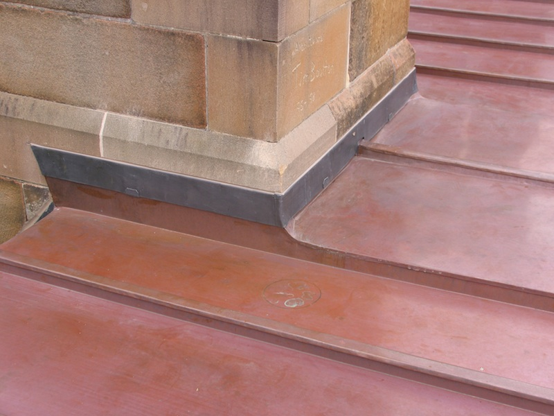Copper roofing Sydney-Traditional detailing