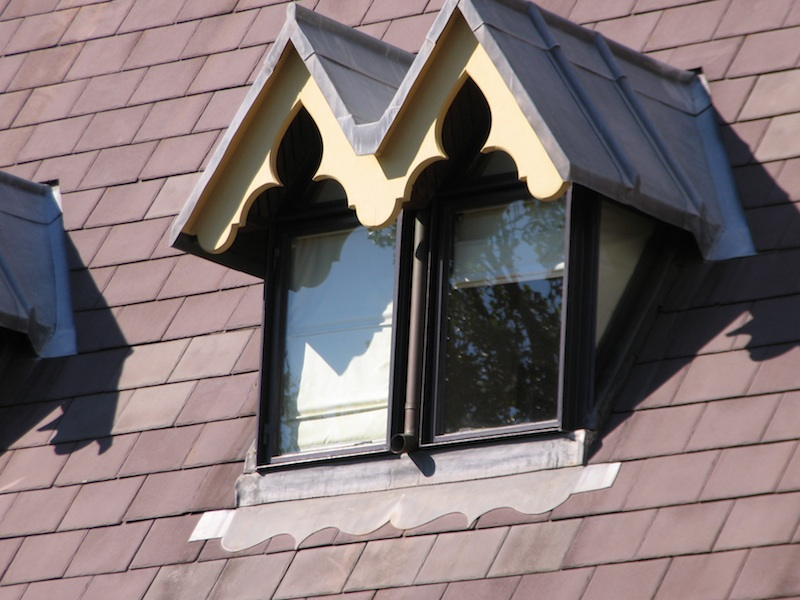 Traditional Leadwork Sydney-Dormer roof