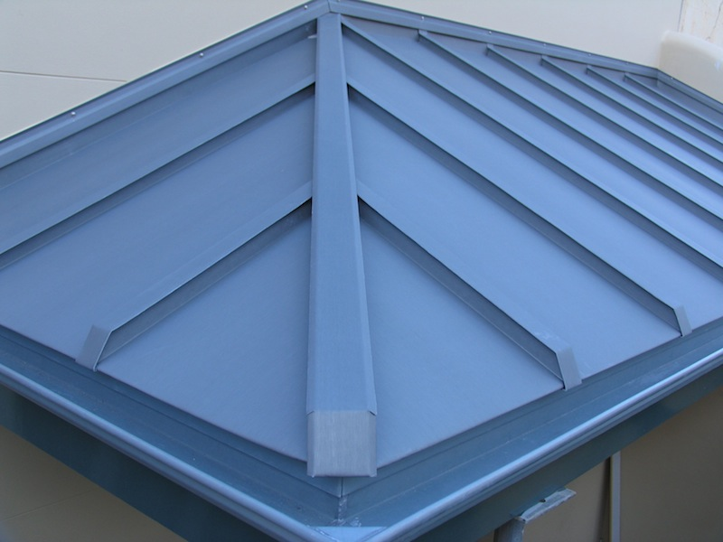 Zinc roofing Sydney-Traditional Batten roll copy,Zinc roofing