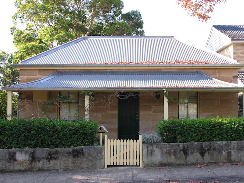 Heritage roofing Sydney-Galvanized steel roofing, Traditional Lead capping