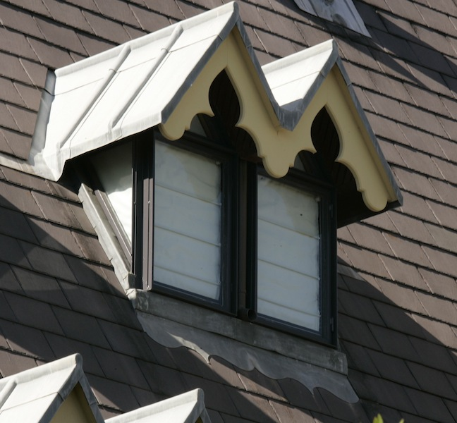 Heritage roofing Sydney-Traditional Leadwork Dormers